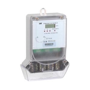 Счетчик электрической энергии трехфазный STAR 302/1 С4-10(100)Э ИЭК