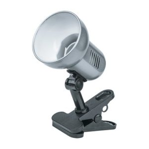 Светильник Navigator NDF-C013-60W-S-E27 прищепка, серебро