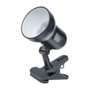 Светильник Navigator NDF-C013-60W-BL-E27 прищепка, черный