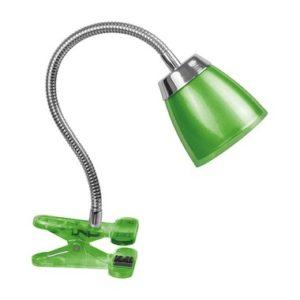 Светильник Navigator NDF-C006-6W-4K-G-LED прищепка, гибкий, зелёный