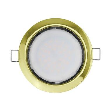 Светильник точечный потолочный светодиодный Navigator NGX-R1-002-GX53 (Золото)