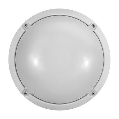 Светильник ОНЛАЙТ OBL-R1-7-4K-WH-IP65-LED-SNRV (с датчиком)