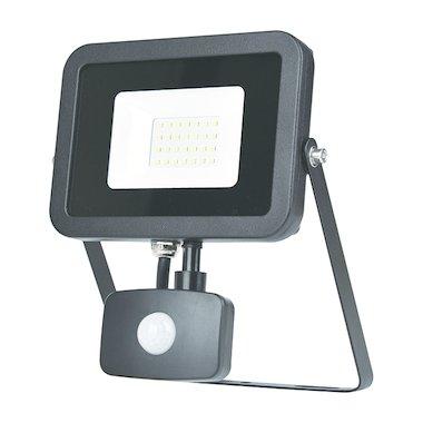 Светодиодный прожектор ЭРА LPR-30-4000К-М-SEN SMD Eco Slim