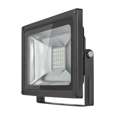 Светодиодный прожектор ОНЛАЙТ OFL-30-RED-BL-IP65-LED
