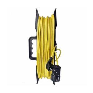 Удлинитель-шнур на рамке ТМ Союз 2200 Вт с заземляющим контактом 30м