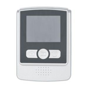 Звонок электрический Navigator NDB-V-DC01-1V1-WH