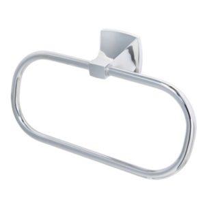 Держатель полотенец кольцо WasserKRAFT Wern К-2560