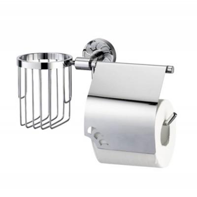 Держатель туалетной бумаги и освежителя WasserKRAFT Isar К-4059