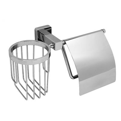 Держатель туалетной бумаги и освежителя WasserKRAFT Lippe K-6559