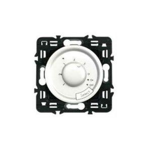 Legrand 68249 Лицевая панель термостата с датчиком белый