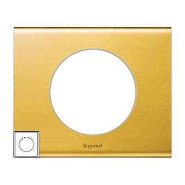 Legrand 69131 Рамка 1 пост золото