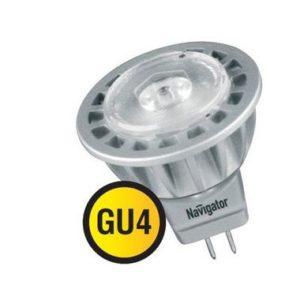 94141 Лампа Navigator NLL-MR11-3-12-3K-GU4-20D
