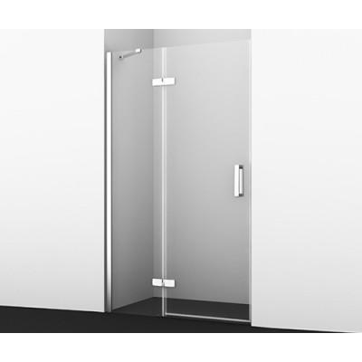 Душевая дверь распашная на петлях левая WasserKRAFT Aller 10H05L