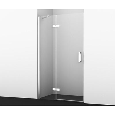 Душевая дверь распашная на петлях левая WasserKRAFT Aller 10H05LWHITE