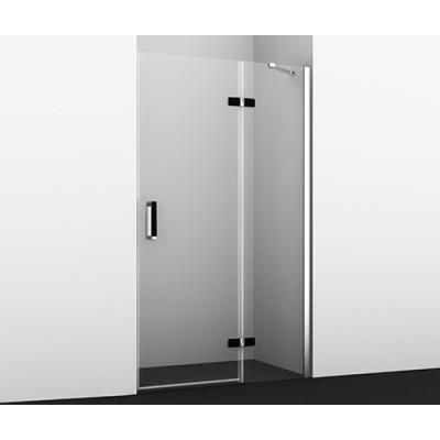 Душевая дверь распашная правая WasserKRAFT Aller 10H05RBLACK
