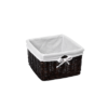 Плетеная корзина WasserKRAFT Alme WB-150-M