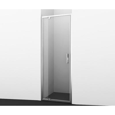Душевая дверь распашная универсальная WasserKRAFT Berkel 48P04