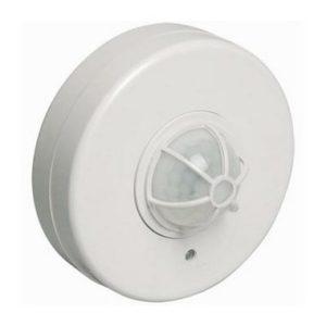 Датчик движения ДД-024-W 1200Вт 180-360 градусов 12м, IP33 белый ASD