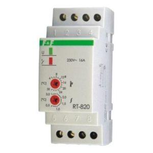 F&F RT-820, Регуляторы температуры