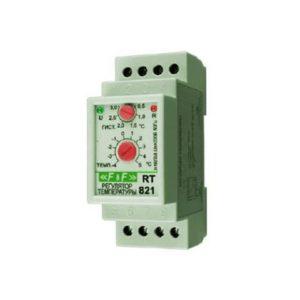 F&F RT-821.1, Регуляторы температуры