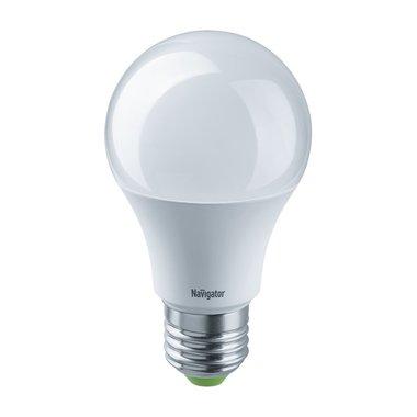 Лампа Navigator 61 478 NLL-A60-12-24/48-4K-E27