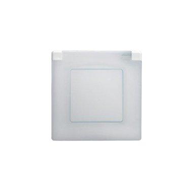 Legrand 672550 Рамка 1 пост IP44 белый
