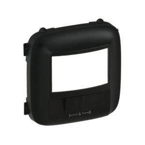 Legrand Valena Allure 752181 Лицевая панель датчика движения без нейтрального зажима, с ручным управлением антрацит