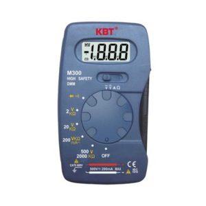 M300 Мультиметр цифровой (КВТ)