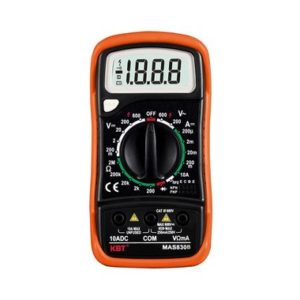 MAS830B Мультиметр цифровой (КВТ)