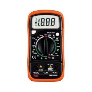 MAS830L Мультиметр цифровой (КВТ)
