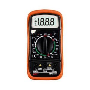 MAS838 Мультиметр цифровой (КВТ)