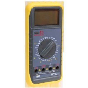Мультиметр цифровой Professional MY62 ИЭК
