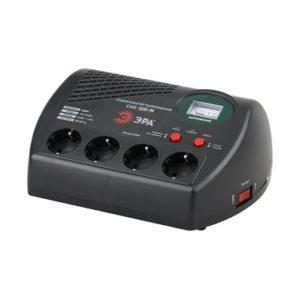 СНК-500-М ЭРА Стабилизатор напряжения компакт, м.д., 160-260В/220В, 500ВА (6)