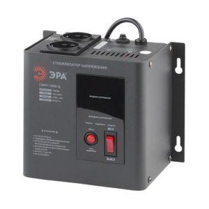 СННТ-1000-Ц ЭРА Стабилизатор напряжения настенный, ц.д., 140-260В/220/В, 1000ВА (4)