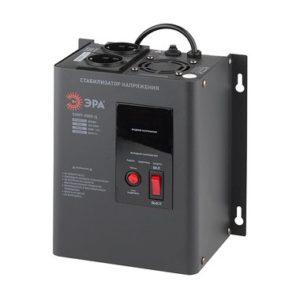 СННТ-2000-Ц ЭРА Стабилизатор напряжения настенный, ц.д., 140-260В/220/В, 2000ВА (4)