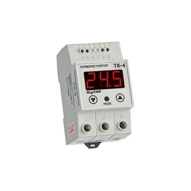 TK-4, регулятор температуры DigiTop, -50...+125 С, 16А