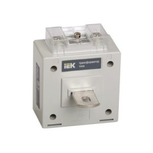 Трансформатор тока ТОП-0,66 10/5А 5ВА класс 0,5S ИЭК