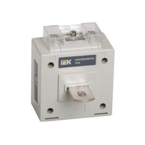 Трансформатор тока ТОП-0,66 75/5А 5ВА класс 0,5S ИЭК