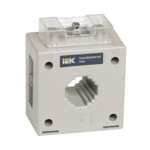 Трансформатор тока ТШП-0,66 400/5А 5ВА класс 0,5 габарит 40 ИЭК
