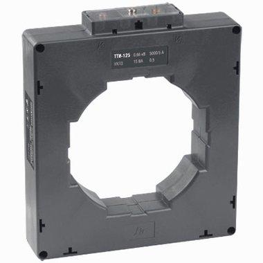 Трансформатор тока ТТИ-125 3000/5А 15ВА класс 0,5 ИЭК
