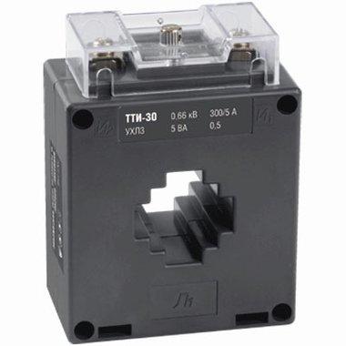 Трансформатор тока ТТИ-30 250/5А 5ВА класс 0,5S ИЭК