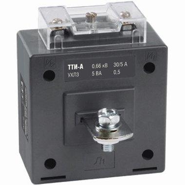 Трансформатор тока ТТИ-А 100/5А 5ВА класс 0,5S ИЭК