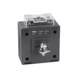 Трансформатор тока ТТИ-А 75/5А 5ВА класс 0,5 ИЭК