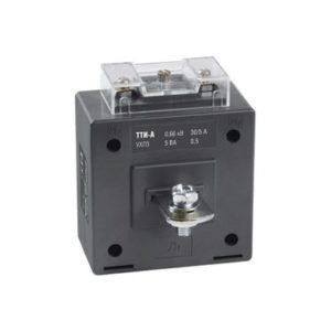 Трансформатор тока ТТИ-А 80/5А 5ВА класс 0,5 ИЭК
