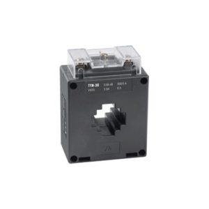 Трансформатор тока ТТИ-30 100/5А 5ВА класс 0,5S ИЭК
