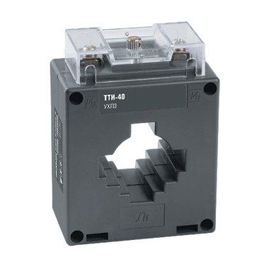 Трансформатор тока ТТИ-40 300/5А 5ВА класс 0,5S ИЭК