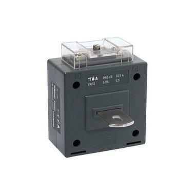 Трансформатор тока ТТИ-А 600/5А 5ВА класс 0,5S ИЭК