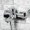 Смеситель для ванны с коротким изливом WasserKRAFT Neime 1901 24558