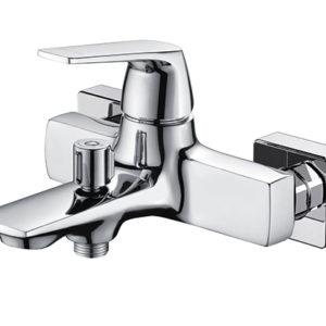 Смеситель для ванны с коротким изливом WasserKRAFT Neime 1901