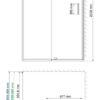 Душевой уголок WasserKRAFT Main 41S07 24621